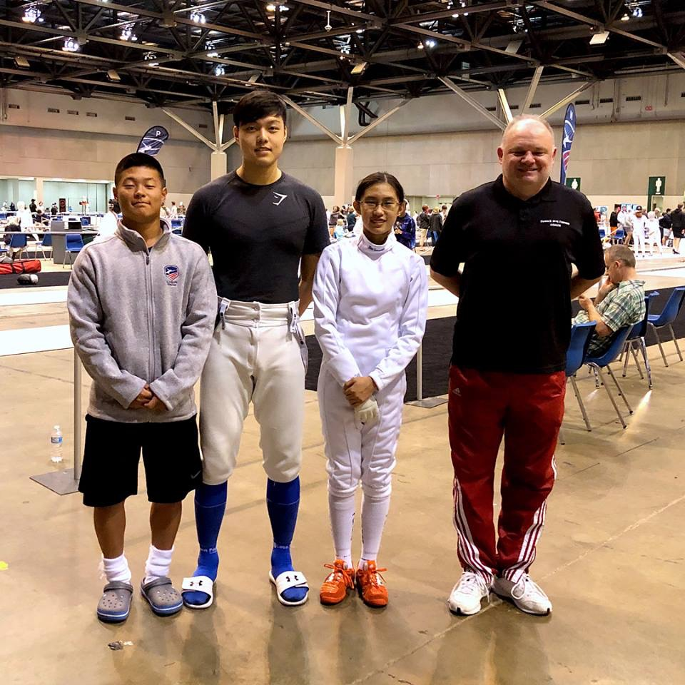 Juniors at Nat. Championships