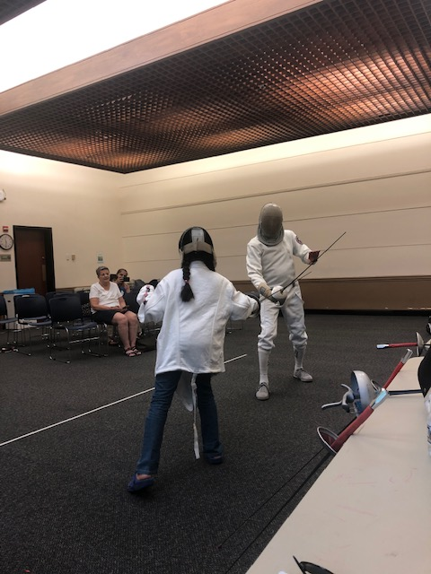 Fairfax Fencers | Come Learn the Art of the Sword in a