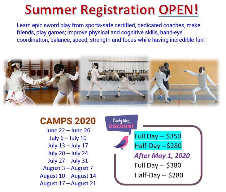 Summer Camap 2020